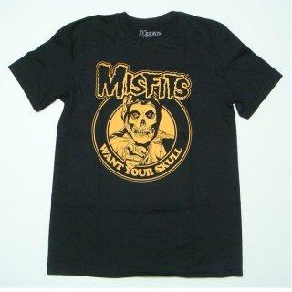 MISFITS Want Your Skull, Tシャツ