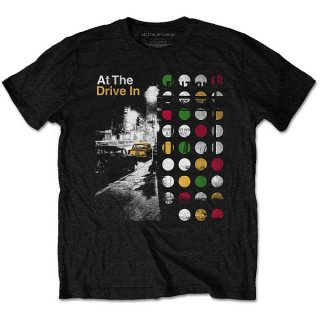 AT THE DRIVE IN Street, Tシャツ