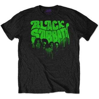 BLACK SABBATH Graffiti, Tシャツ