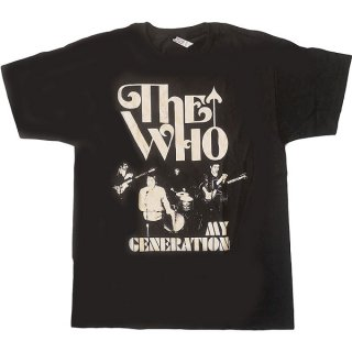 THE WHO Clap Hands My Generation, Tシャツ