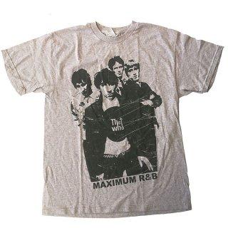 THE WHO Maximum R&B Grey, Tシャツ