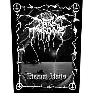DARKTHRONE Eternal Hails, バックパッチ