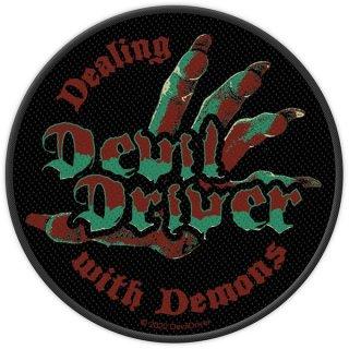 DEVILDRIVER Dealing With Demons, パッチ