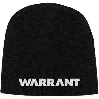 WARRANT Logo, ニットキャップ