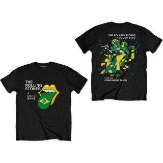 THE ROLLING STONES Bigger Bang Brazil '80, Tシャツ
