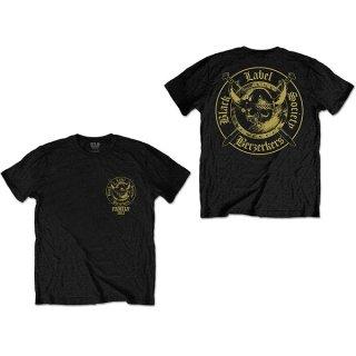 BLACK LABEL SOCIETY Berzerkers, Tシャツ