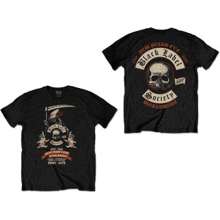 BLACK LABEL SOCIETY New Years Eve, Tシャツ