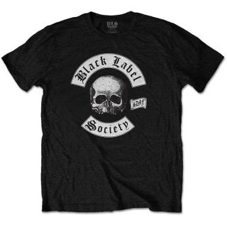 BLACK LABEL SOCIETY Skull Logo, Tシャツ
