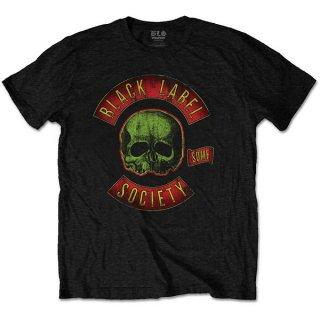 BLACK LABEL SOCIETY Skull Logo Color, Tシャツ