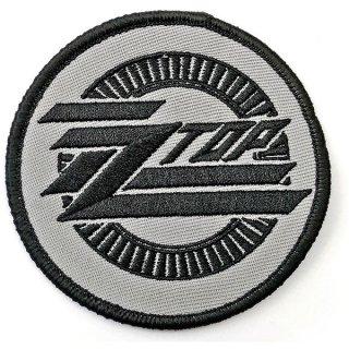 ZZ TOP Circle Logo, パッチ