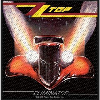 ZZ TOP Eliminator, パッチ