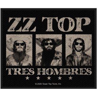 ZZ TOP Tres Hombres, パッチ