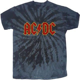 AC/DC Logo 2 Dip-Dye, Tシャツ