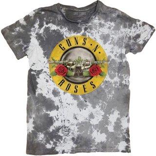 GUNS N' ROSES Classic Logo Dip-Dye, Tシャツ