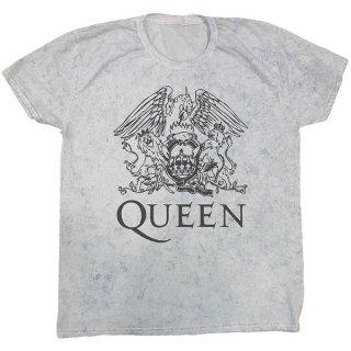 QUEEN Crest Dip-Dye, Tシャツ