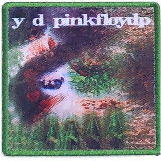 PINK FLOYD A Saucerful Of Secrets Album Cover, パッチ