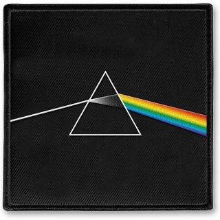 PINK FLOYD Dark Side Of The Moon Album Cover, パッチ