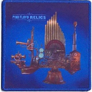 PINK FLOYD Relics Album Cover, パッチ