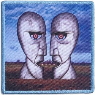PINK FLOYD The Division Bell Album Cover, パッチ