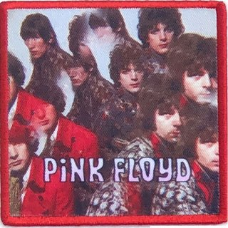 PINK FLOYD The Piper At The Gates Of Dawn Album Cover, パッチ