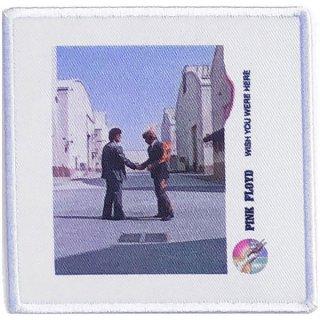 PINK FLOYD Wish You Were Here Vinyl Album Cover, パッチ