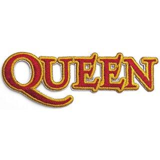 QUEEN Cut Out Logo, パッチ