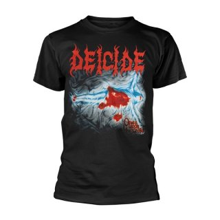 DEICIDE Once Upon The Cross Black, Tシャツ