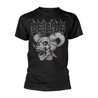 DEICIDE Skull Horns, Tシャツ
