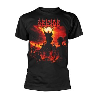 DEICIDE To Hell With God, Tシャツ