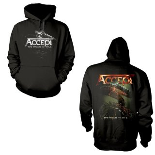 ACCEPT Too Mean To Die, パーカー
