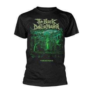 THE BLACK DAHLIA MURDER Verminous, Tシャツ
