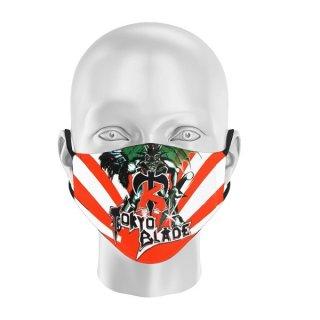 TOKYO BLADE Logo, マスク