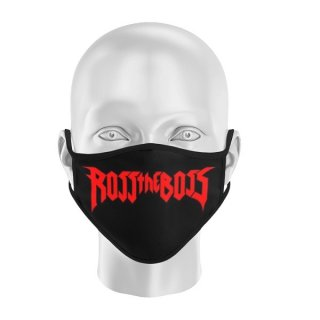 ROSS THE BOSS Logo, マスク