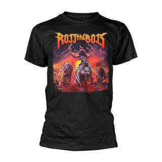 ROSS THE BOSS Wolves, Tシャツ