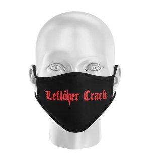 LEFTOVER CRACK Logo, マスク