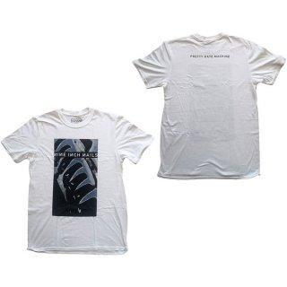 NINE INCH NAILS Pretty Hate Machine Wht, Tシャツ
