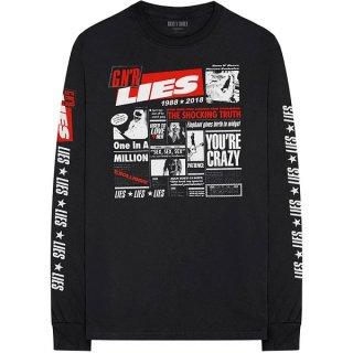 GUNS N' ROSES Lies Cover, ロングTシャツ