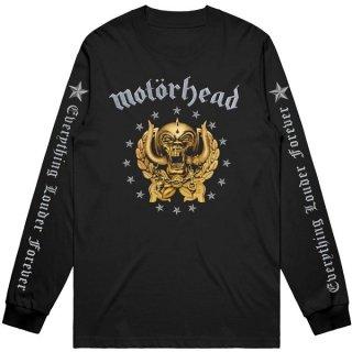 MOTORHEAD Everything Louder Forever, ロングTシャツ