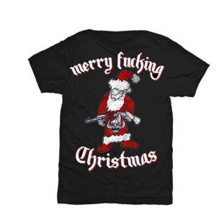 MOTORHEAD Merry Effing Christmas, Tシャツ