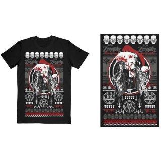 ROB ZOMBIE Bloody Santa, Tシャツ