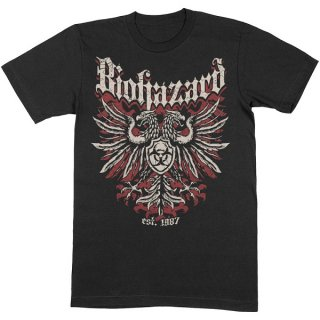 BIOHAZARD Crest, Tシャツ