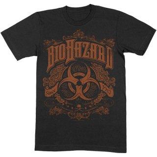BIOHAZARD Since 1987, Tシャツ