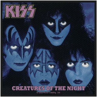 KISS Creatures Of The Night, パッチ