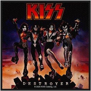 KISS Destroyer, パッチ