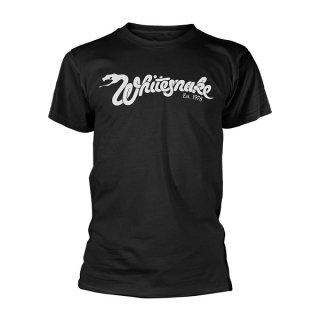 WHITESNAKE Est 1978, Tシャツ