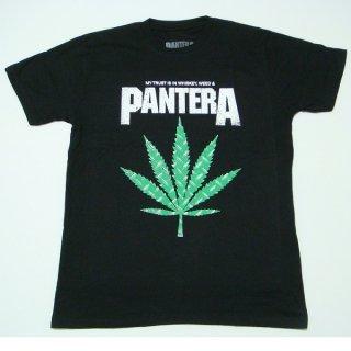 PANTERA Whiskey 'n Weed, Tシャツ