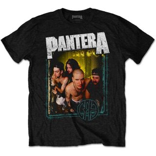 PANTERA Barbed, Tシャツ