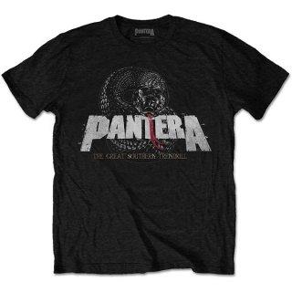 PANTERA Snake Logo, Tシャツ