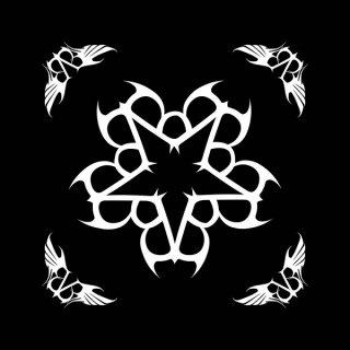 BLACK VEIL BRIDES Logo, バンダナ