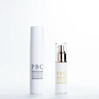 PBCプレミアムエッセンス+オールインワンジェル